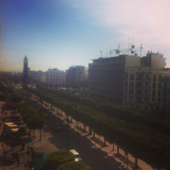 Tunis Tuniseo